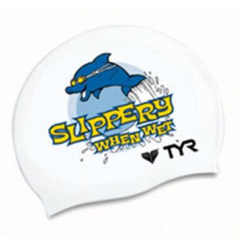 TYR Slippery When Wet Cap
