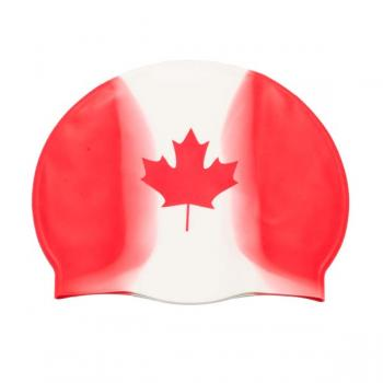 REAL Canadian Flag Caps - Silicone